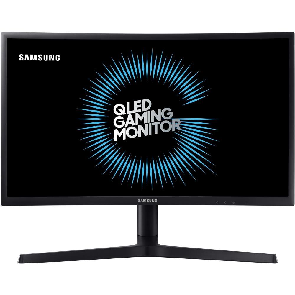 """Monitor LED Curvo 27"""" Gamer Samsung Lc27fg73fqlxzd 1ms 144hz Free Sync"""