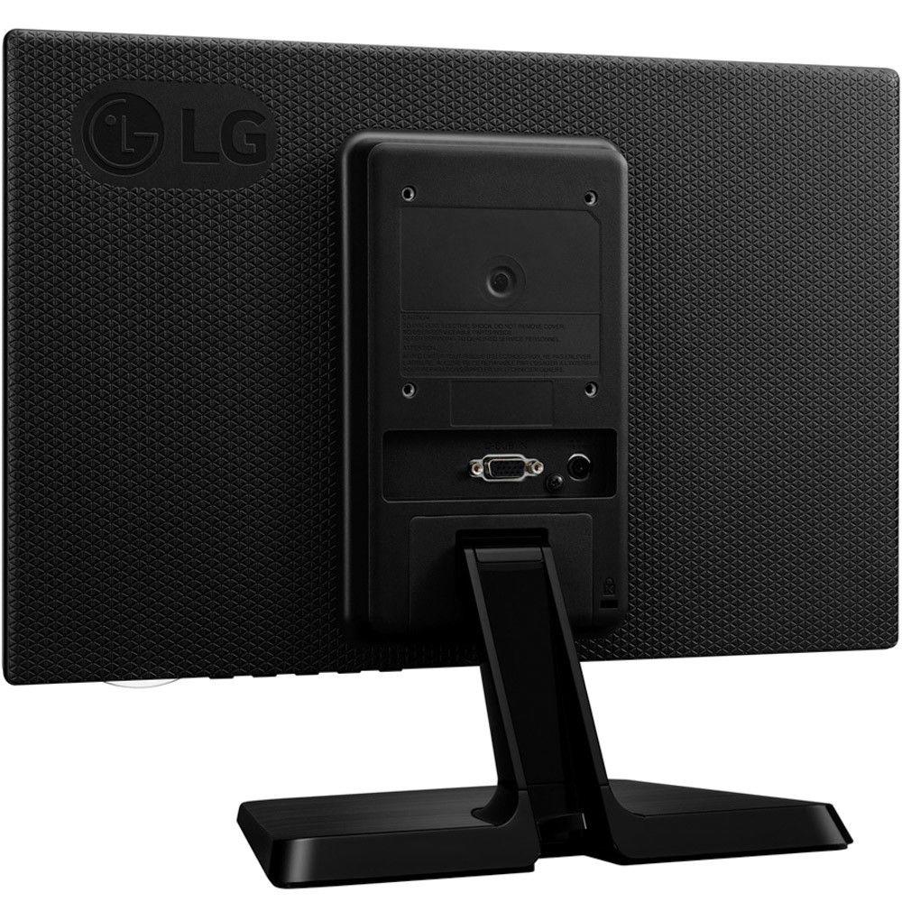 Monitor LG LED 15,6´ 16M38A-M Preto