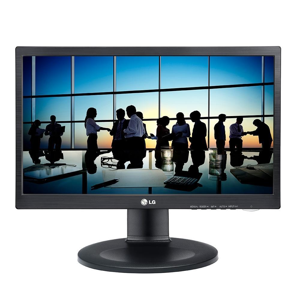 Monitor LG LED 19.5´, HDMI, Altura Ajustável 20M35PH-B