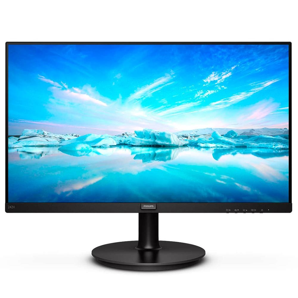 Monitor Philips W-LED 23.8´, FHD, IPS, DP Zero Frame 242V8A