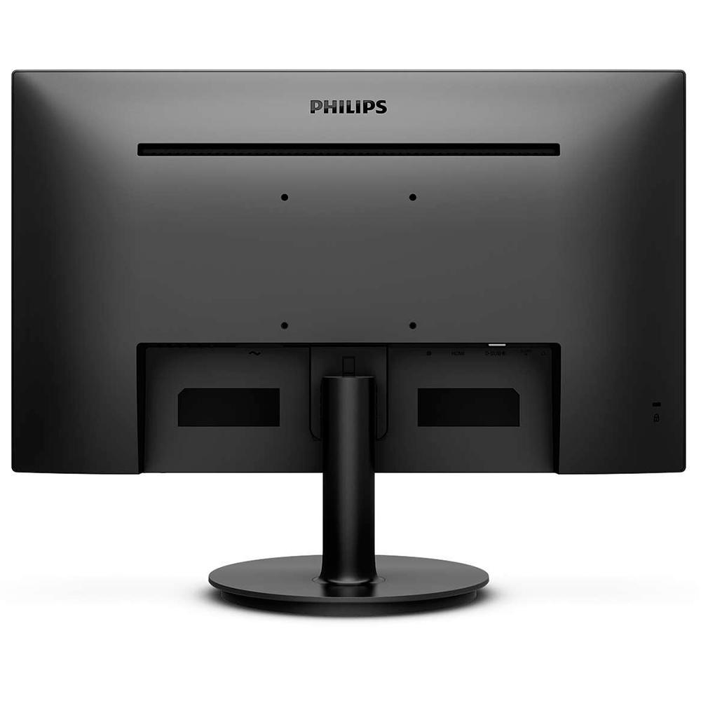 Monitor Philips W-LED 27´, FHD, IPS, DP, Zero Frame - 272V8A