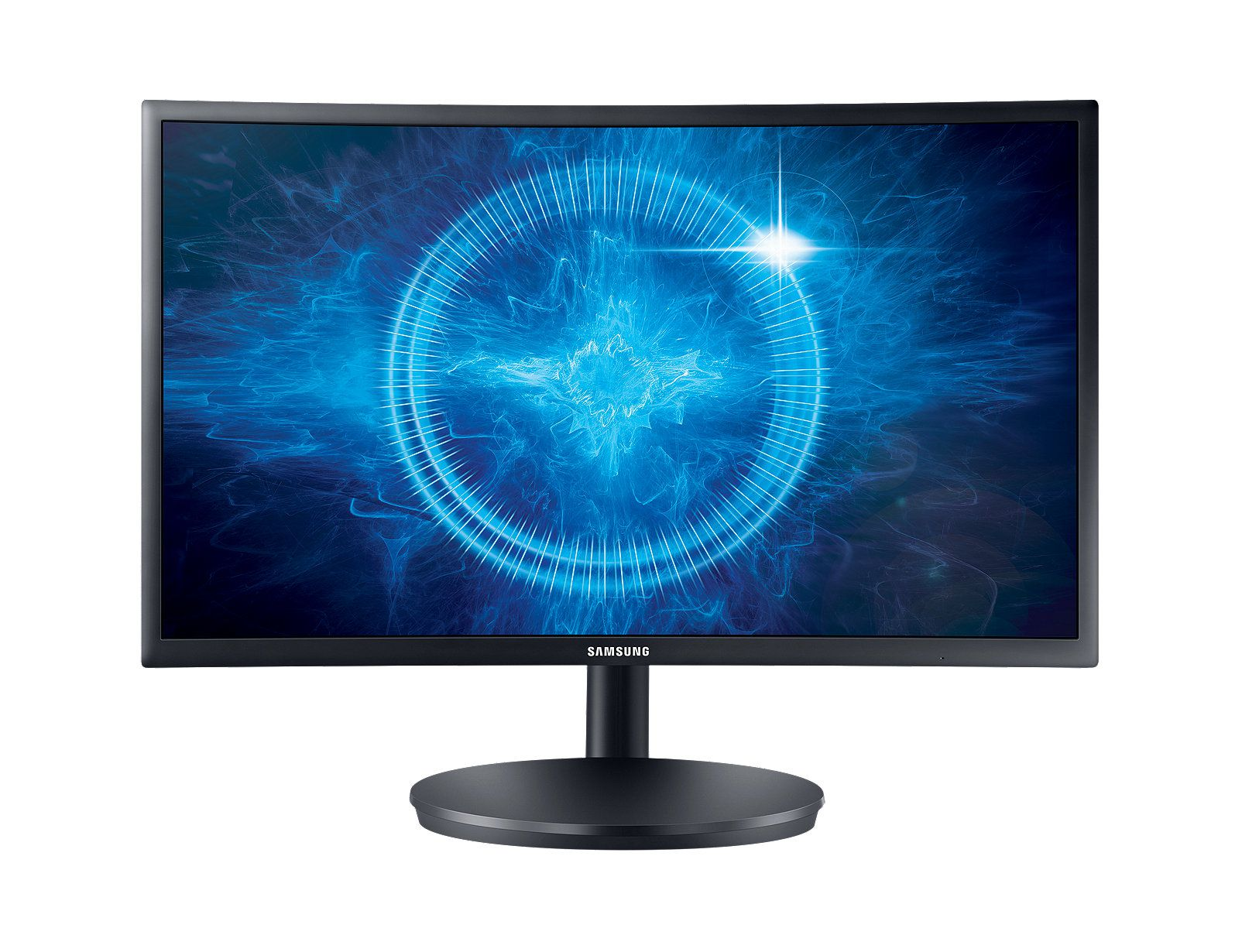 Monitor Samsung 24 Led Curved Gamer 1ms 144hz LC24FG70FQLXZD