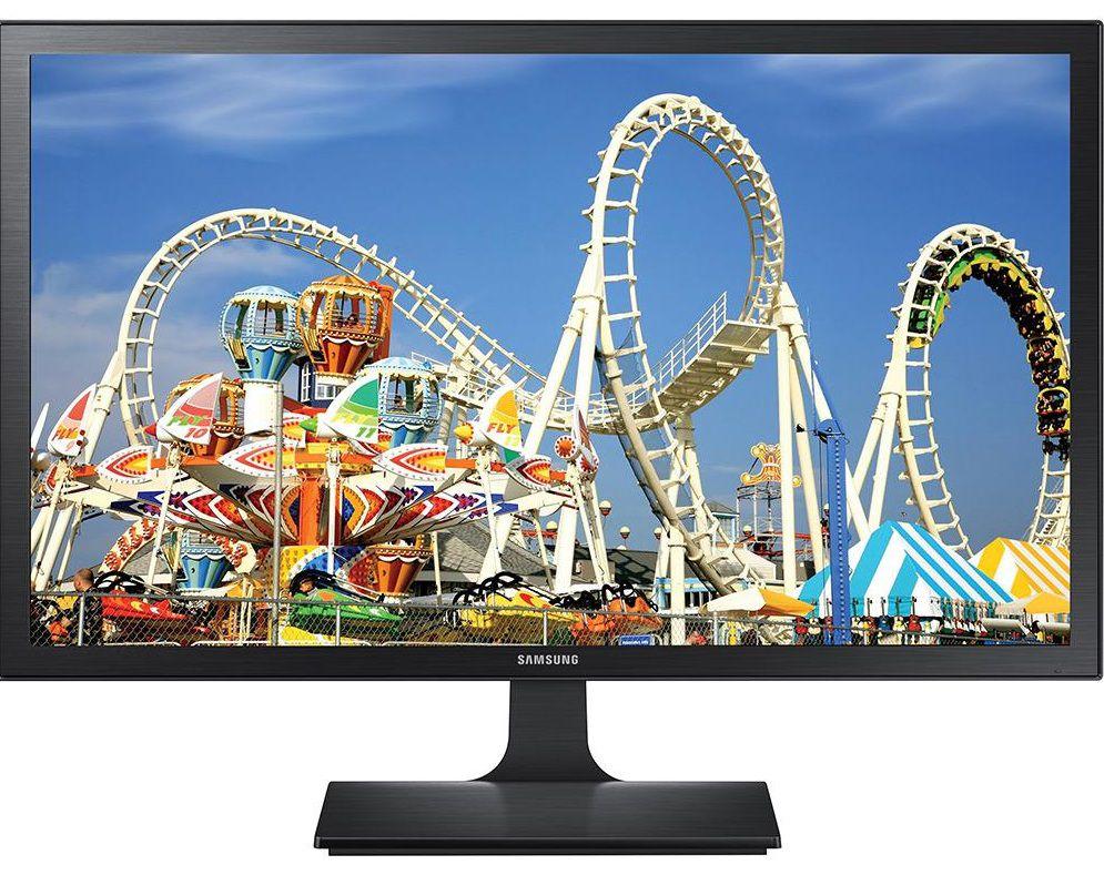 """Monitor Samsung LED 18,5"""" HDMI S19E310 110/220V bivolt"""