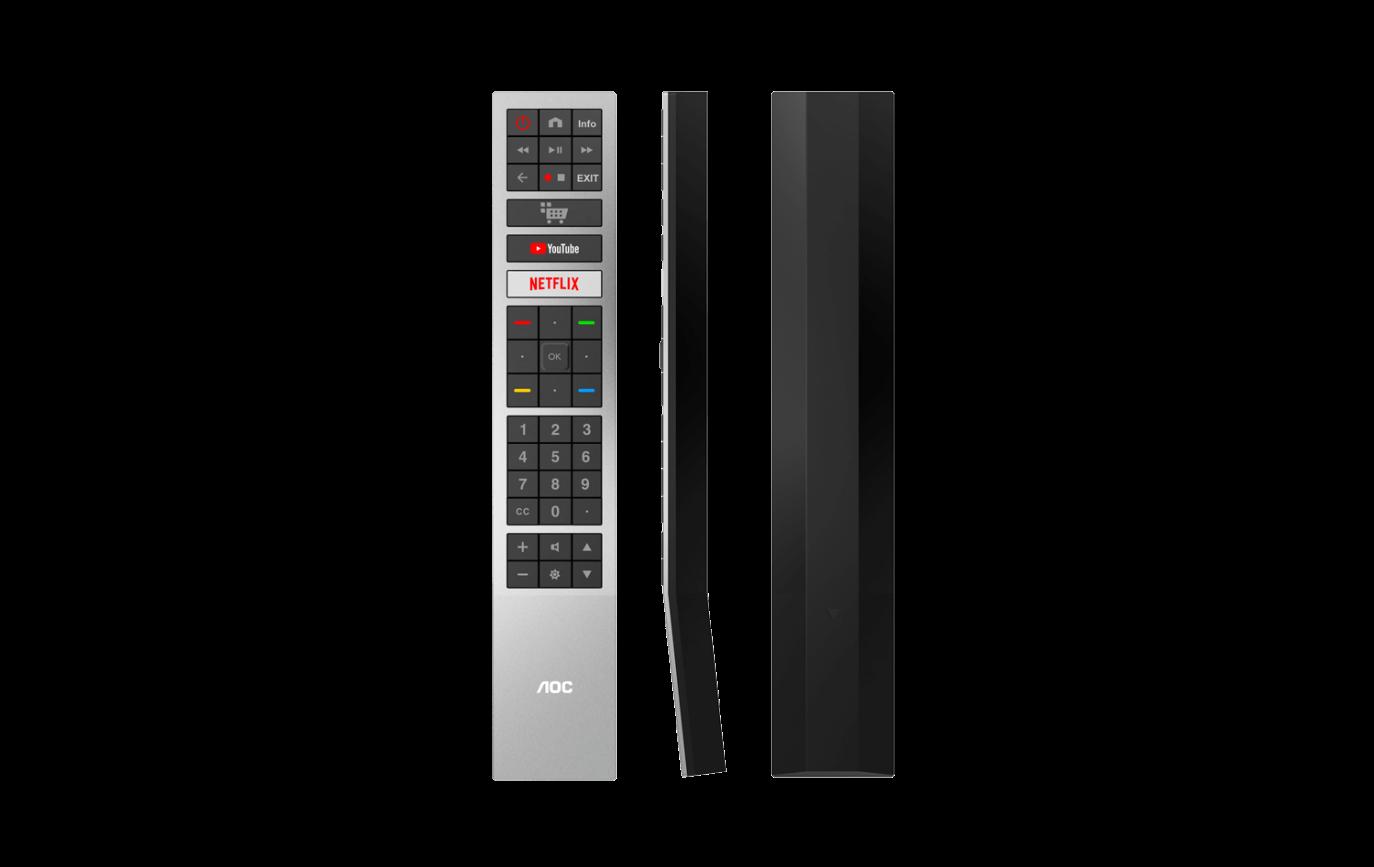 """Smart TV LED 32"""" AOC 32S5295 HDR, Wi-Fi, 2 USB, 3 HDMI"""