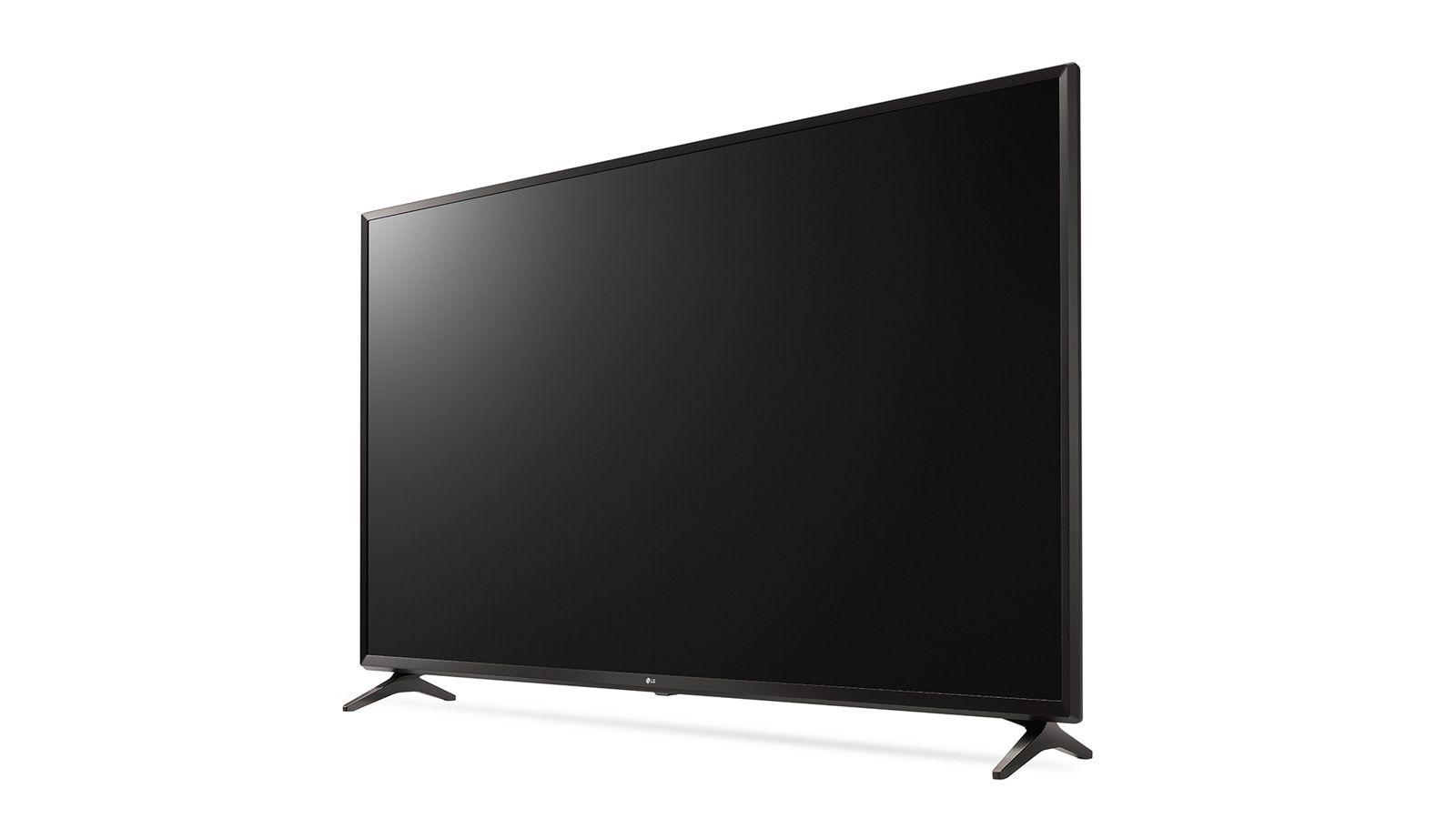 "Smart TV LED 43"" Ultra HD 4K LG 43UJ6300 com Sistema WebOS 3.5, Wi-Fi, Painel IPS, HDR"