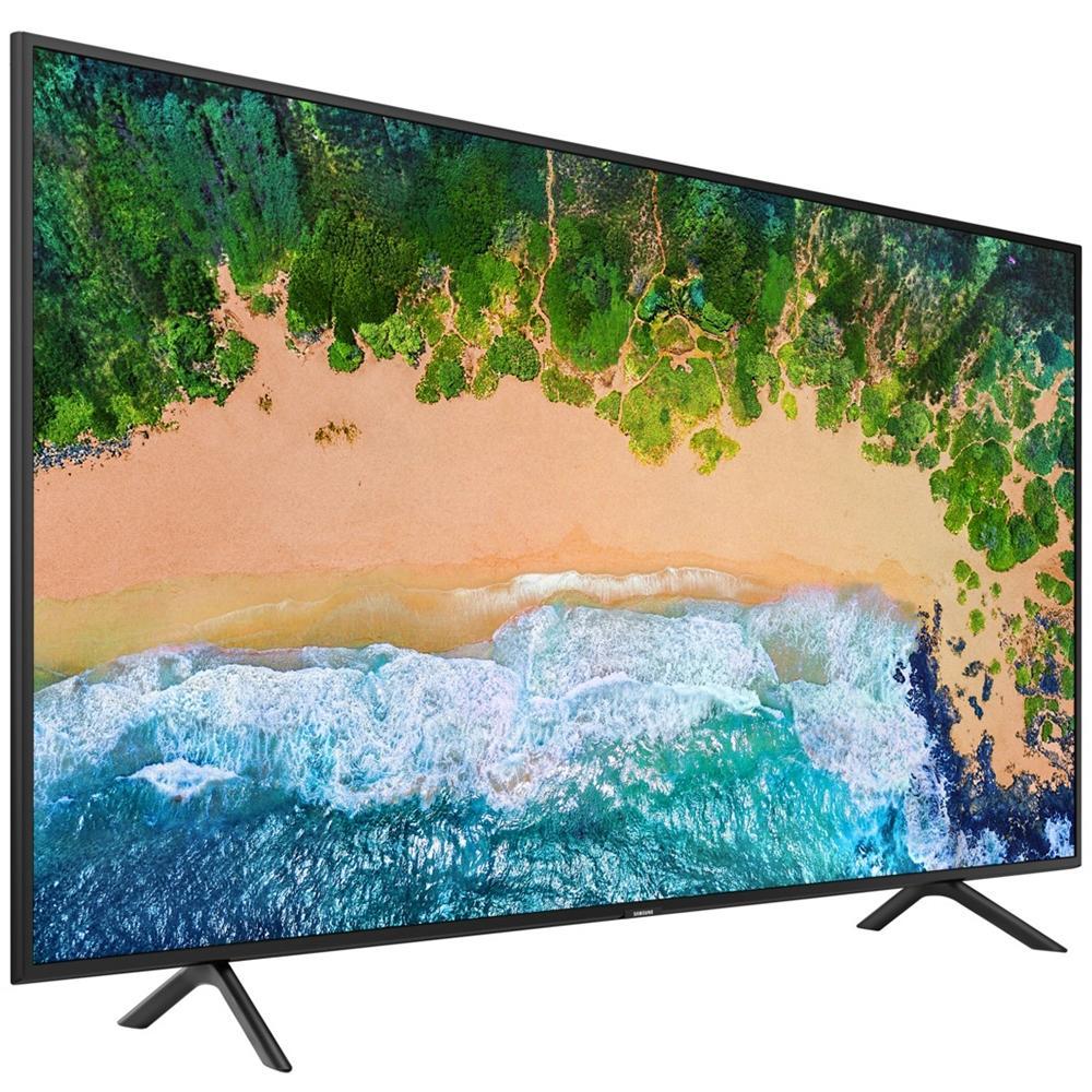 Smart TV LED 43 Ultra HD 4K Samsung UN43NU7100 HDMI USB WiFi