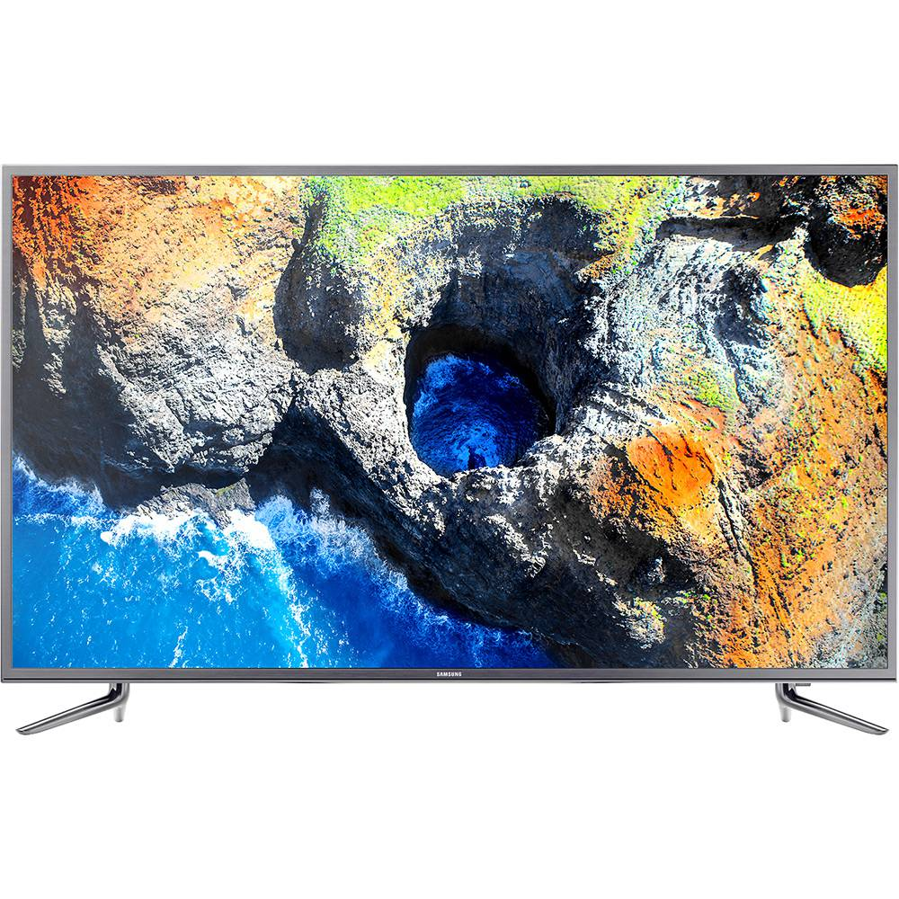 "Smart TV LED 49"" Samsung UN49MU6120 UHD 4k, 3 HDMI WiFi HDR"
