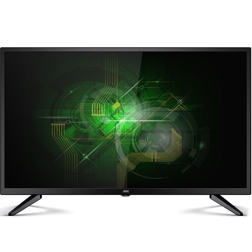 """TV LED 32"""" AOC LE32M1475 HD 1 VGA (RGB) 2 HDMI, 1 USB 60Hz"""