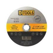 Disco Corte Inos 7X1,8mm Dtools