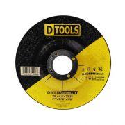 Disco Desbaste 4,5X4,8mm Dtools