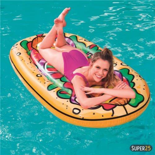 Boia Inflável Hot Dog