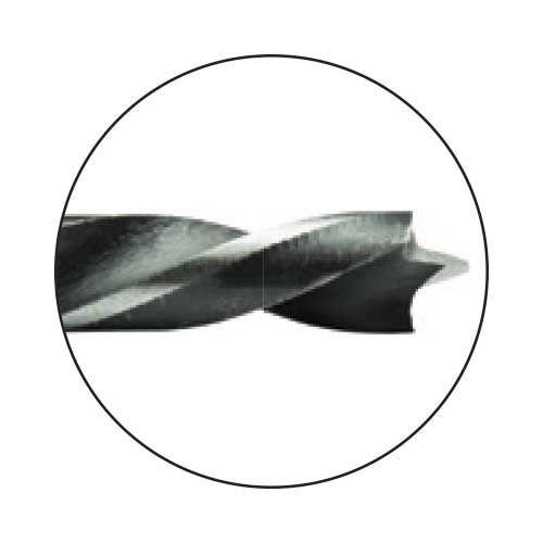 Broca para Mourão 3 Pontas A 6x300mm Dtools   - Loja Jurerê