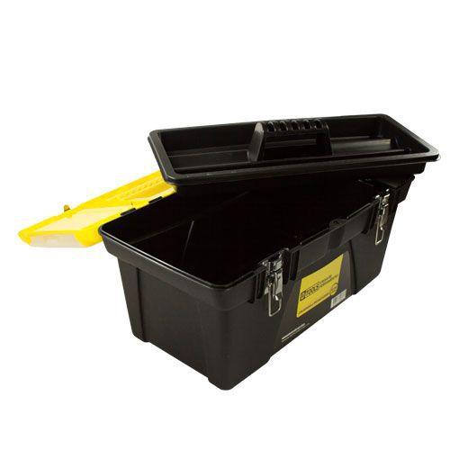 Caixa de Ferramenta com Fecho Metálico Dtools  - Loja Jurerê