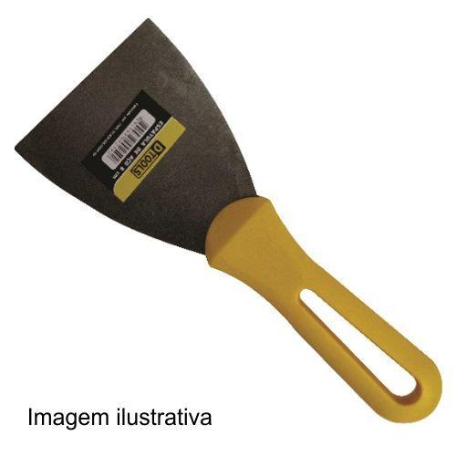 Espátula de Aço 8cm Dtools   - Loja Jurerê