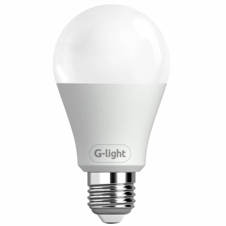 Lâmpada LED A60 9W 3000K E27 Autovolt