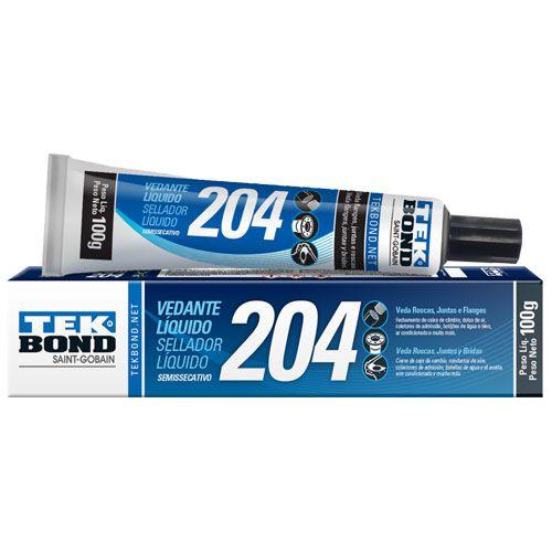 Veda Rosca Liquido 100gr Tekbond  - Loja Jurerê
