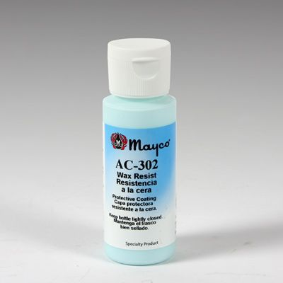 AC302 - Wax Resist 2oz (59mL)