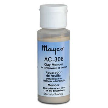 AC306 - CLAY MENDER 2oz (59mL)