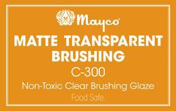 C300 - MATTE TRANSPARENT