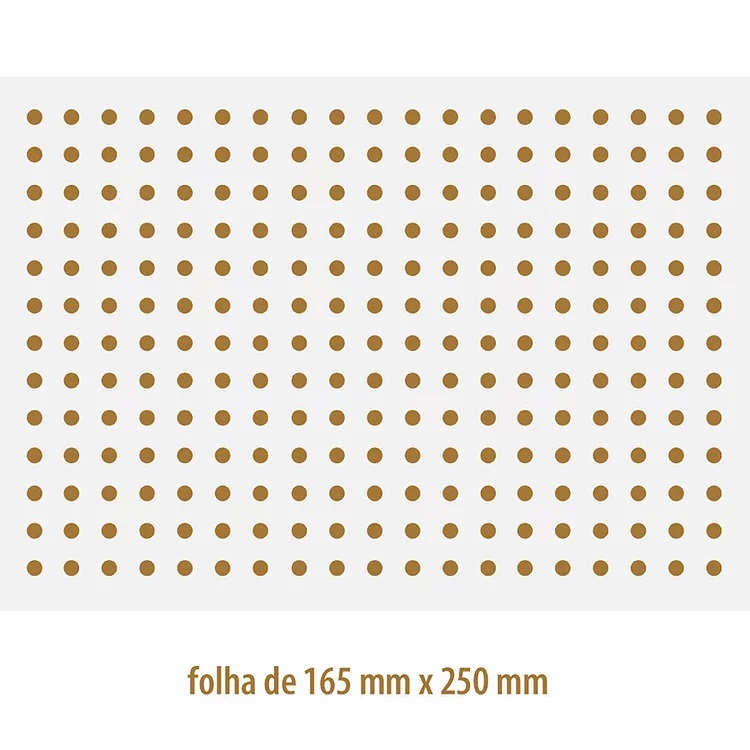 DECALQUE OURO BOLA 02