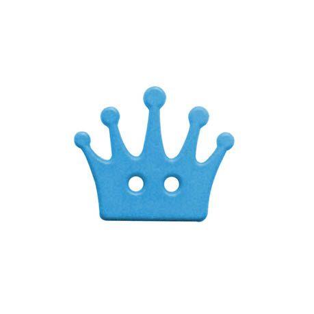 Botão Coroa - 2 Furos.
