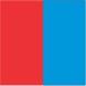 Vermelho/Azul