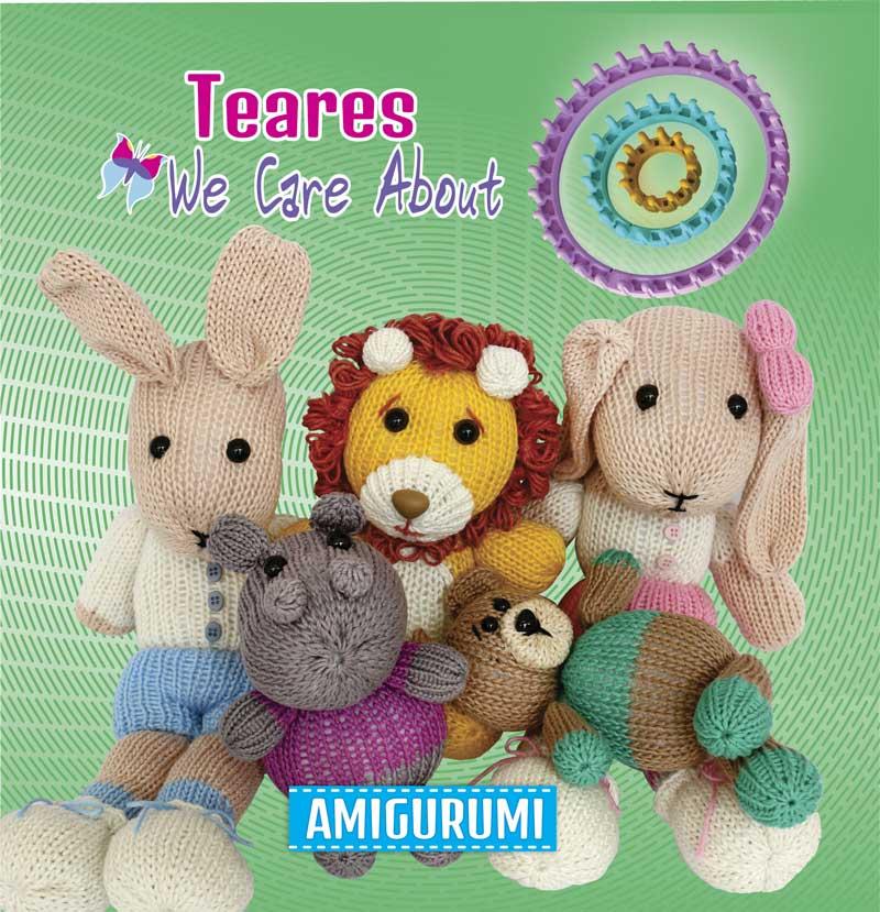 Kit Tear Para Amigurumi