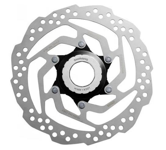1110092 Disco de Freio Shimano RT10 Centerlock 160mm