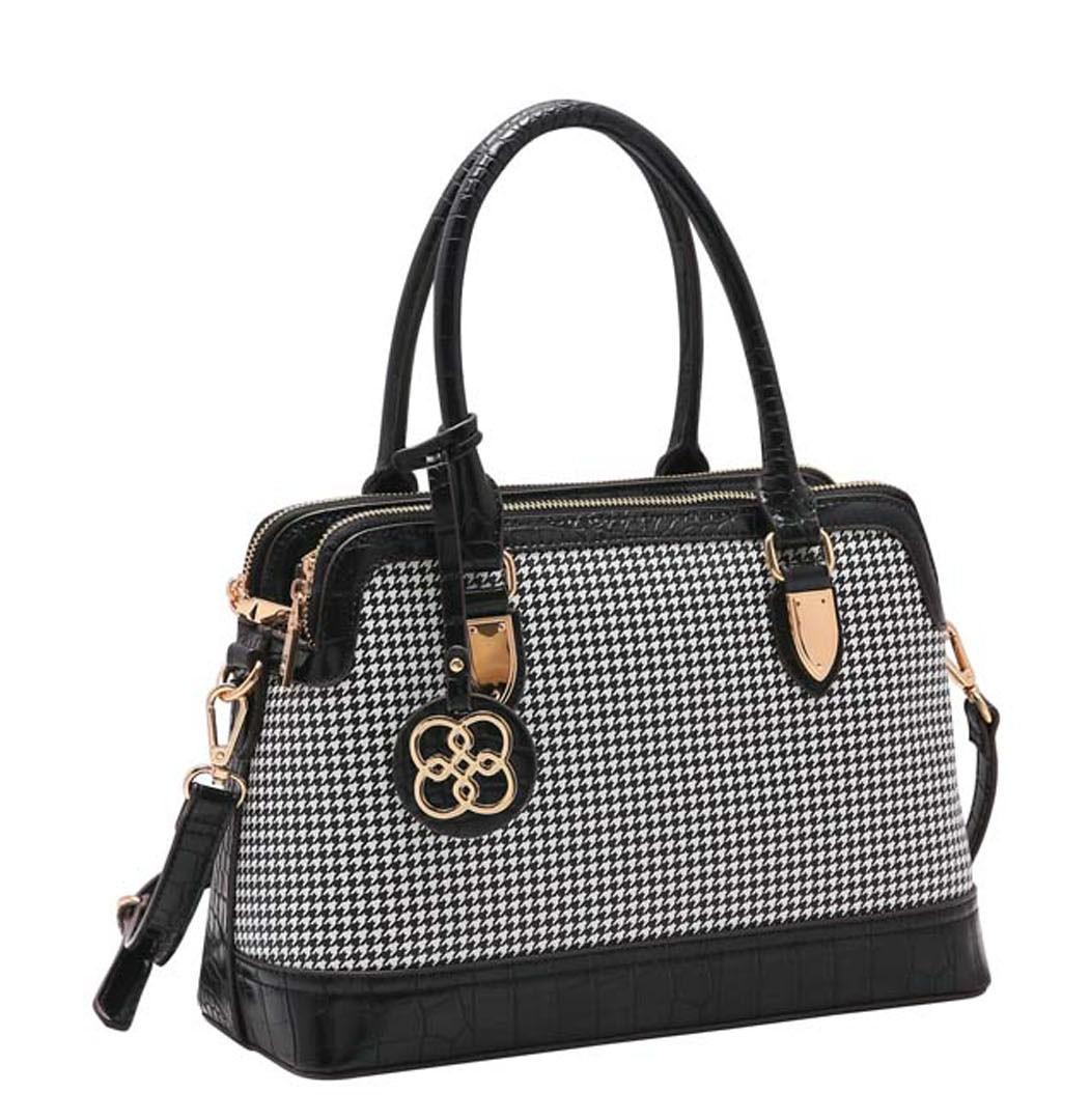 Bolsa Feminina Chenson Croco Vintage 3483277
