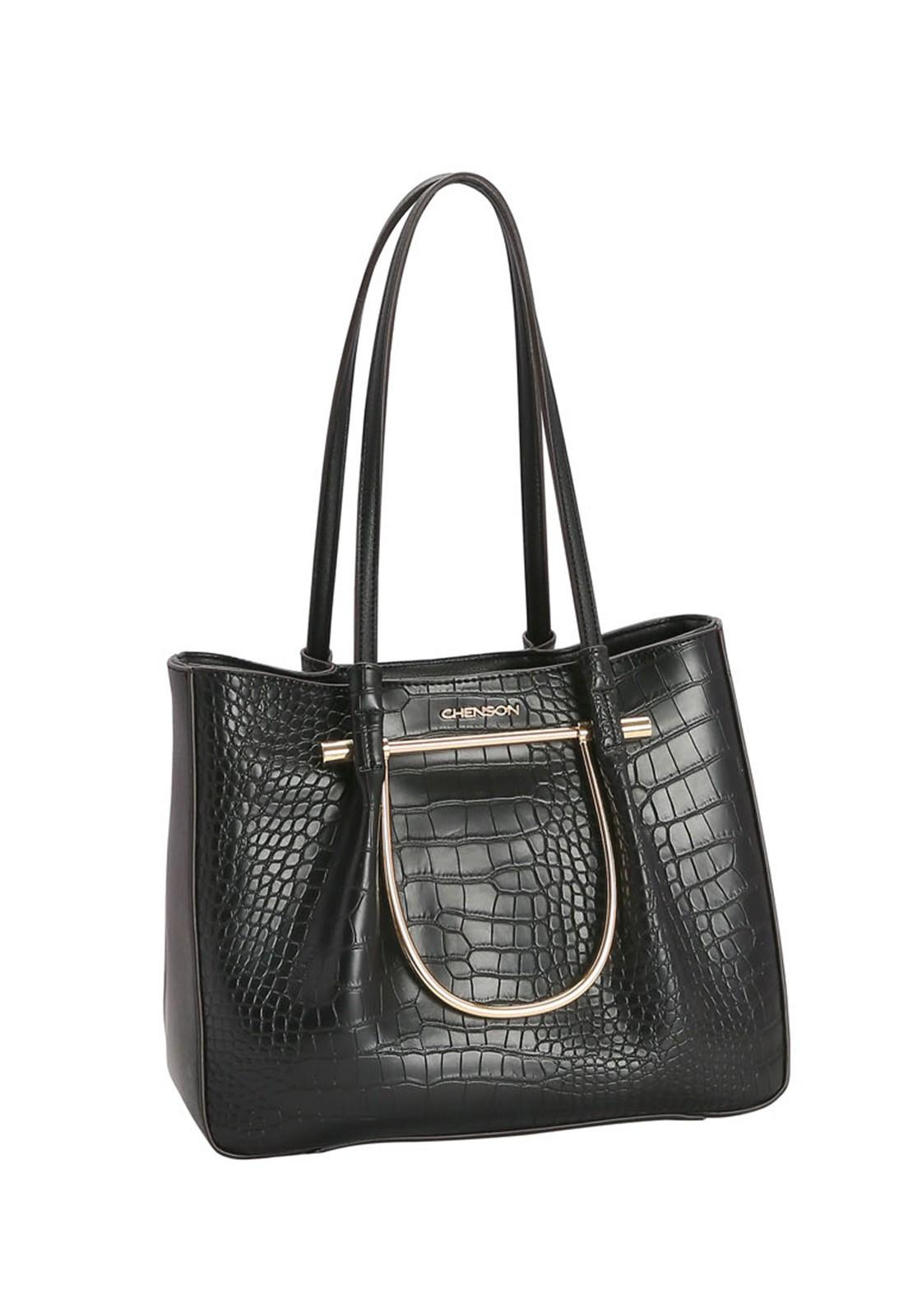 Bolsa Feminina Chenson Elegance de Ombro 3483209