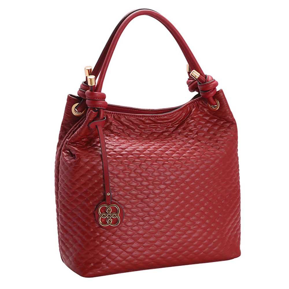 Bolsa Feminina Chenson Matelassê Soft Sacola 3482942