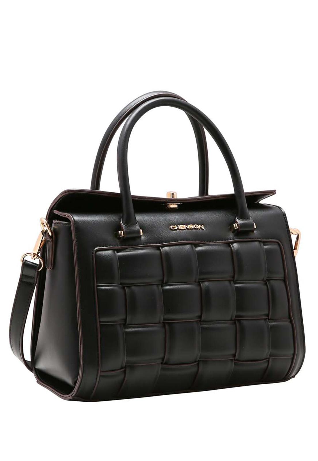 Bolsa Feminina Chenson Max Tressê Mão 3483563