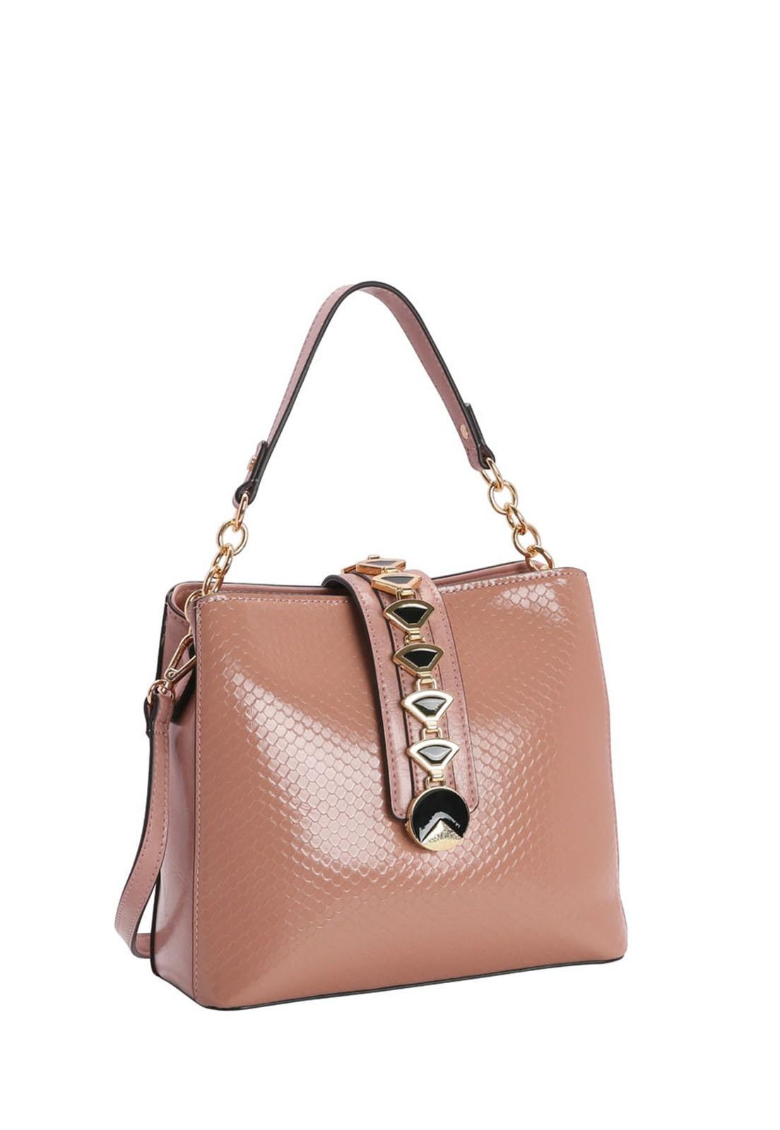 Bolsa Feminina Chenson Realeza de Mão 3483201