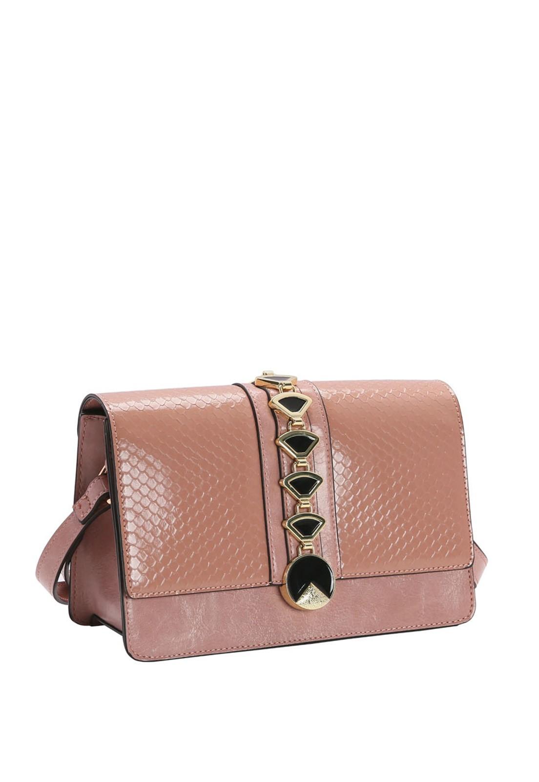Bolsa Feminina Chenson Realeza Transversal 3483199