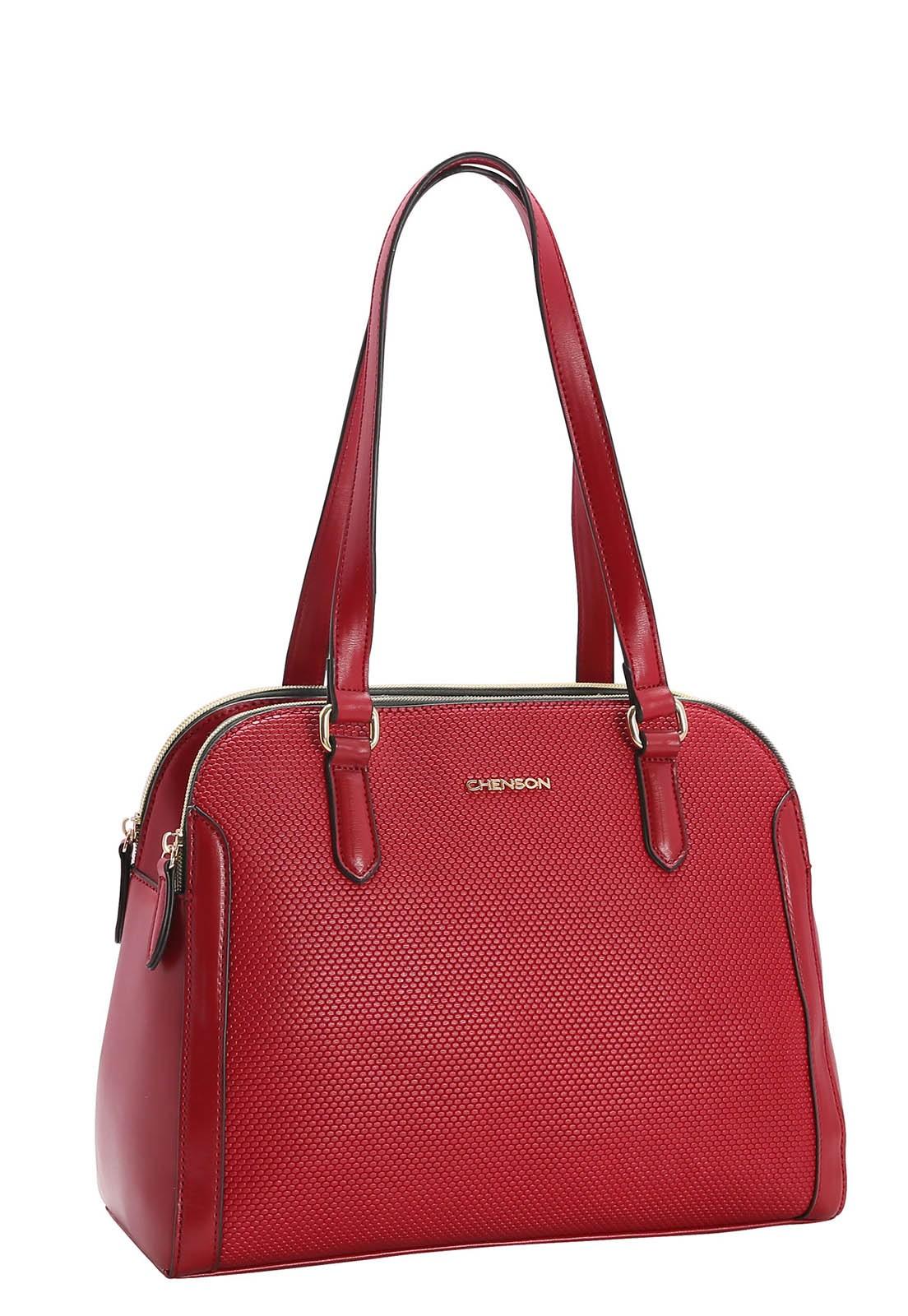 Bolsa Feminina Chenson Texturizado de Ombro 3482853