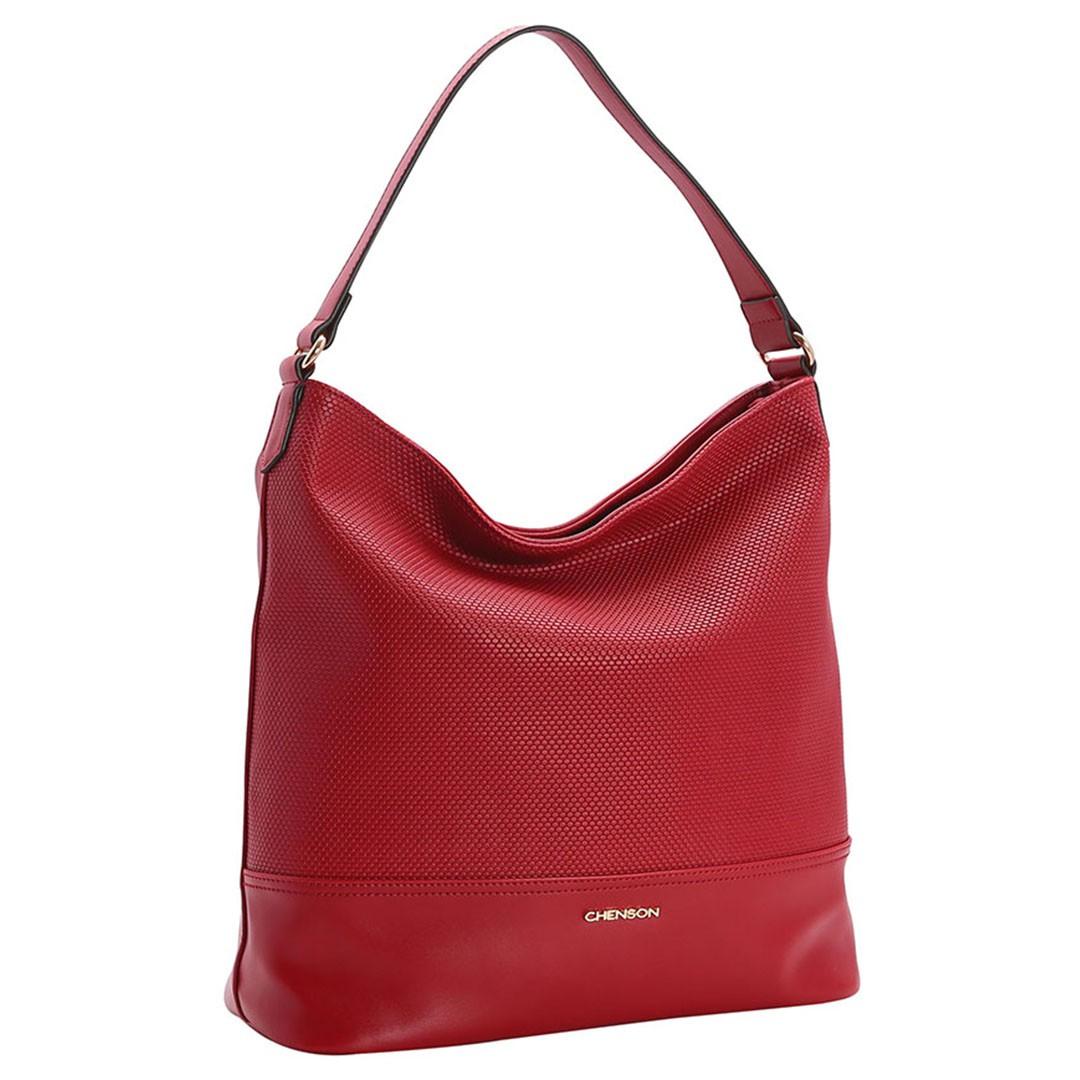 Bolsa Feminina Chenson Texturizado de Ombro 3482855