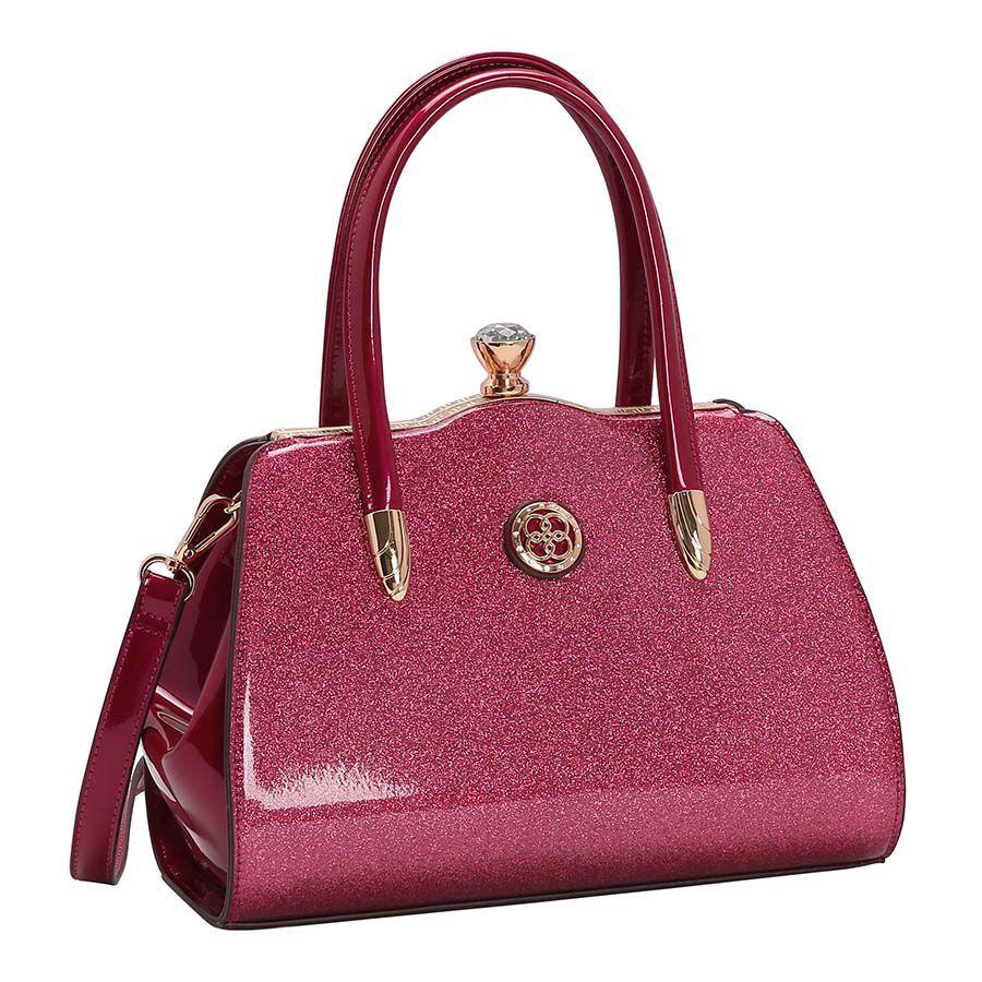 Bolsa Feminina Shine Deluxe de Mão 3483014