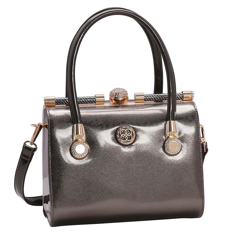 Bolsa Feminina Shine Deluxe de Mão 3483015