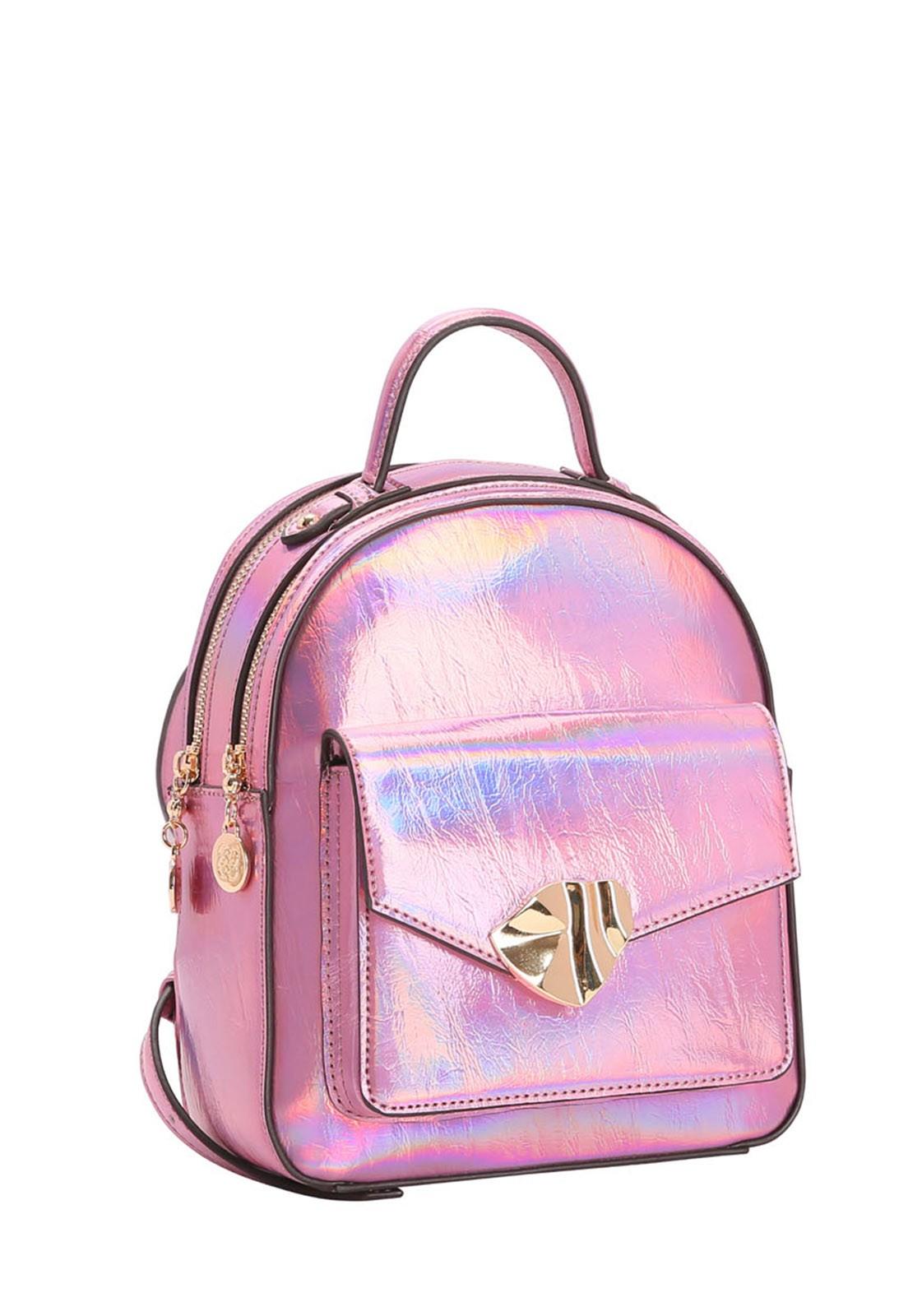 Mochila Feminina Chenson Mini Bag de Costas 8483293