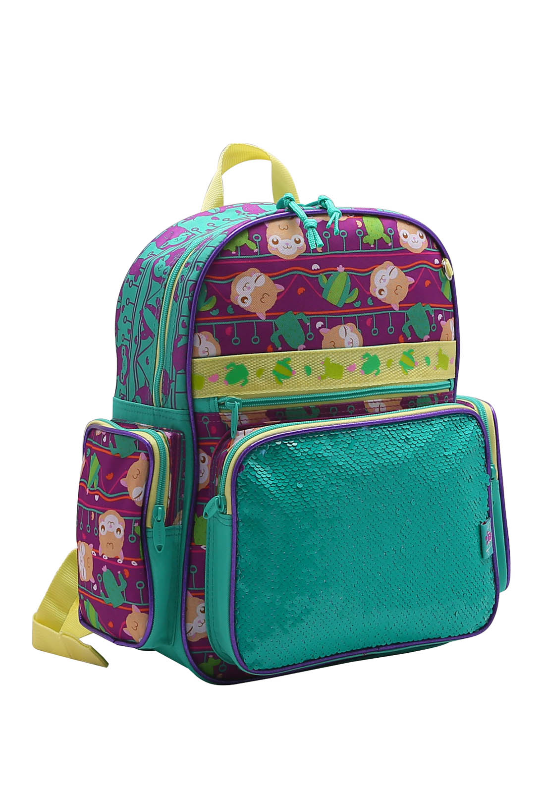 Mochila Infantil Escolar Espaçosa Resistente 15.5