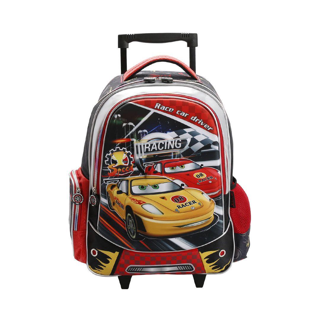 Mochila Race Car Driver de Carrinho 8731546