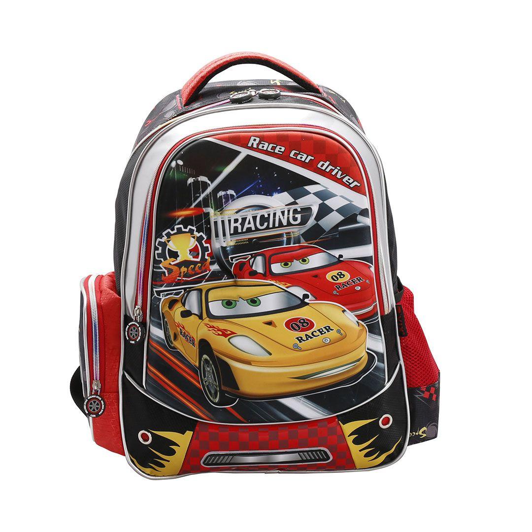 Mochila Race Car Driver de Costas 8731547
