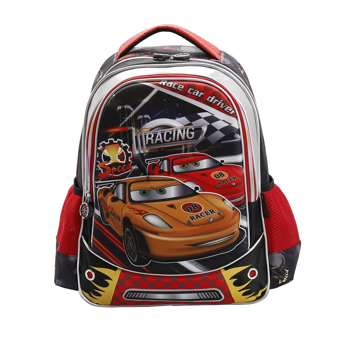 Mochila Race Car Driver de Costas 8731548