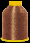 """Linha de bordar metalizada código SA.01.01.0024 """"Bronze"""""""