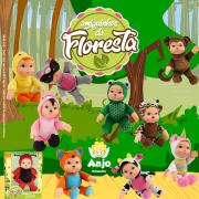 Amiguinhos da Floresta Sortidos