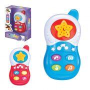 Celular Infantil Baby Com Luz E Som
