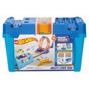 Hot Wheels Track Builder Kit De Looping - Mattel
