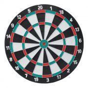 Jogo De Dardos 2 Em 1 Com Alvo De 38cm Art Game