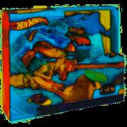 Pista Hot Wheels City Ataque Tubarão - Mattel
