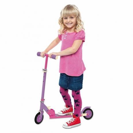 Patinete Radical Girls - Fun Brinquedos